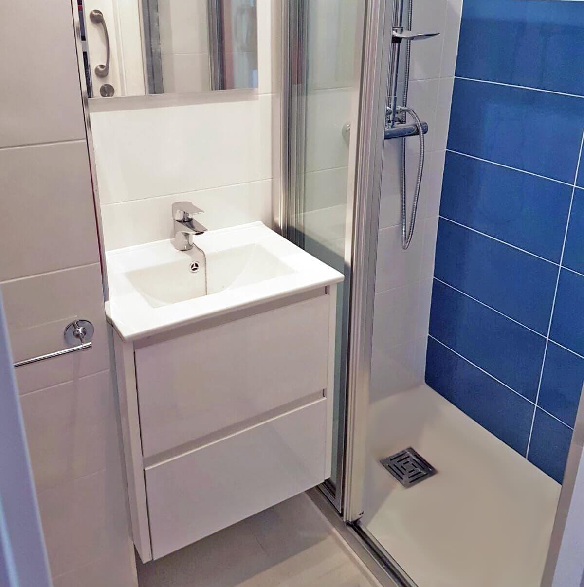 Diseño y reforma de baños en Pontevedra - Salgonzález, S.L.